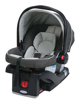 GRACO SNUGRIDE 30 LX CLICK CONNECT INFANT CAR SEAT